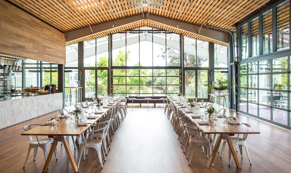 Private Events - Gather at SHED