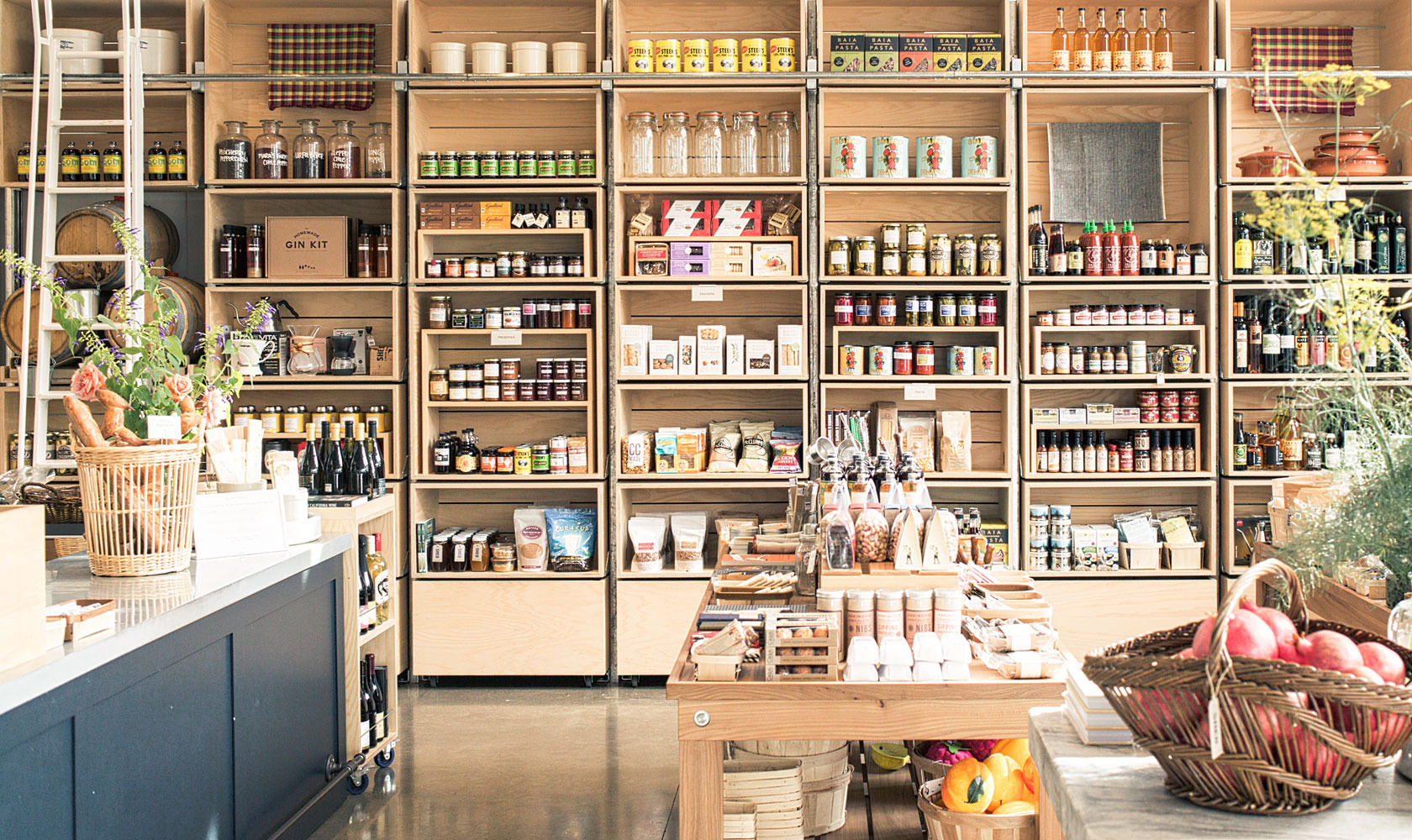Gift sets and curated goods at healdsburg shed Shop at home