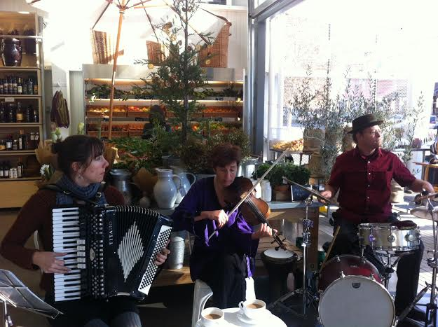 Holiday Open House - Klezmer Band