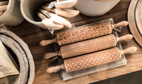 Products at SHED Store - Rolling Pins