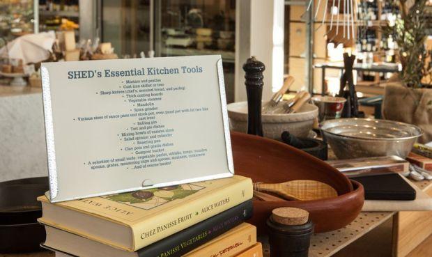Essential Kitchen Tools - Healdsburg SHED