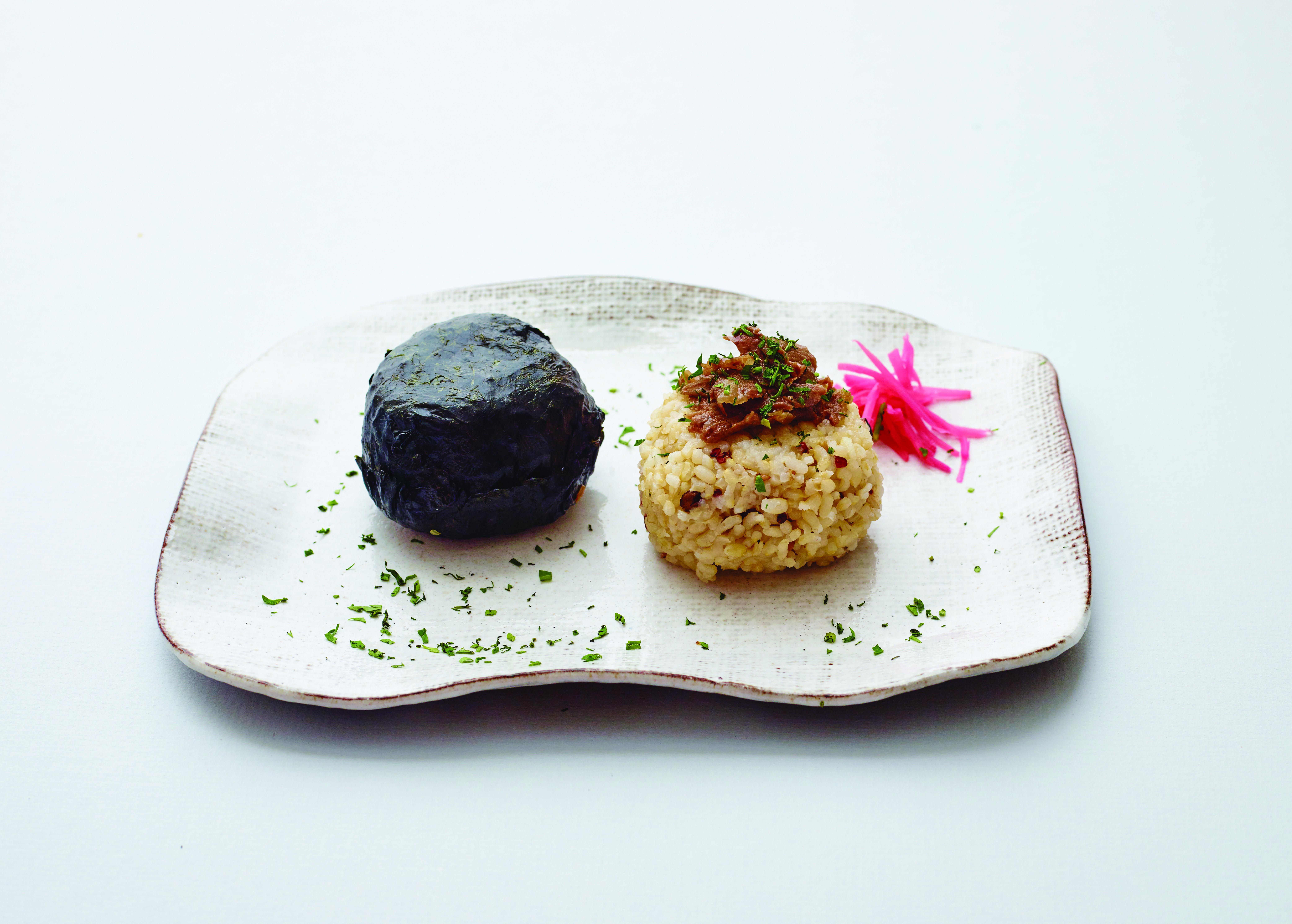 Rice Craft_Sukiyaki Onigiri