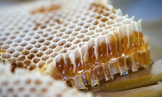 honey honeycomb uses