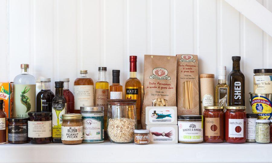 summer pantry