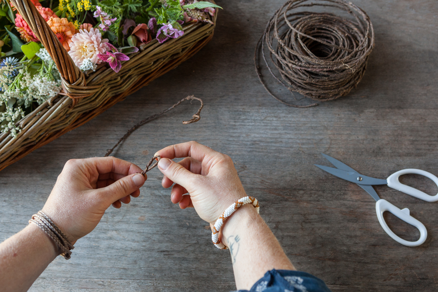 How to Make a Flower Crown - Healdsburg SHED